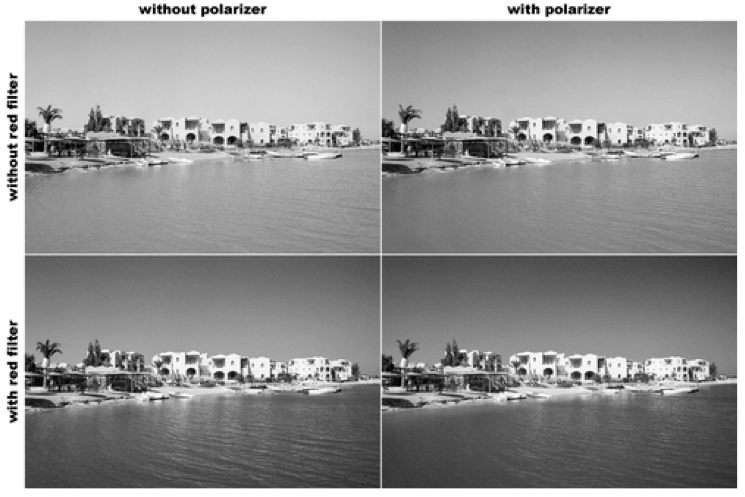 فیلترهای بهبود کنتراست (Contrast Enhancement)